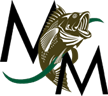 Mid Maine Bass Logo